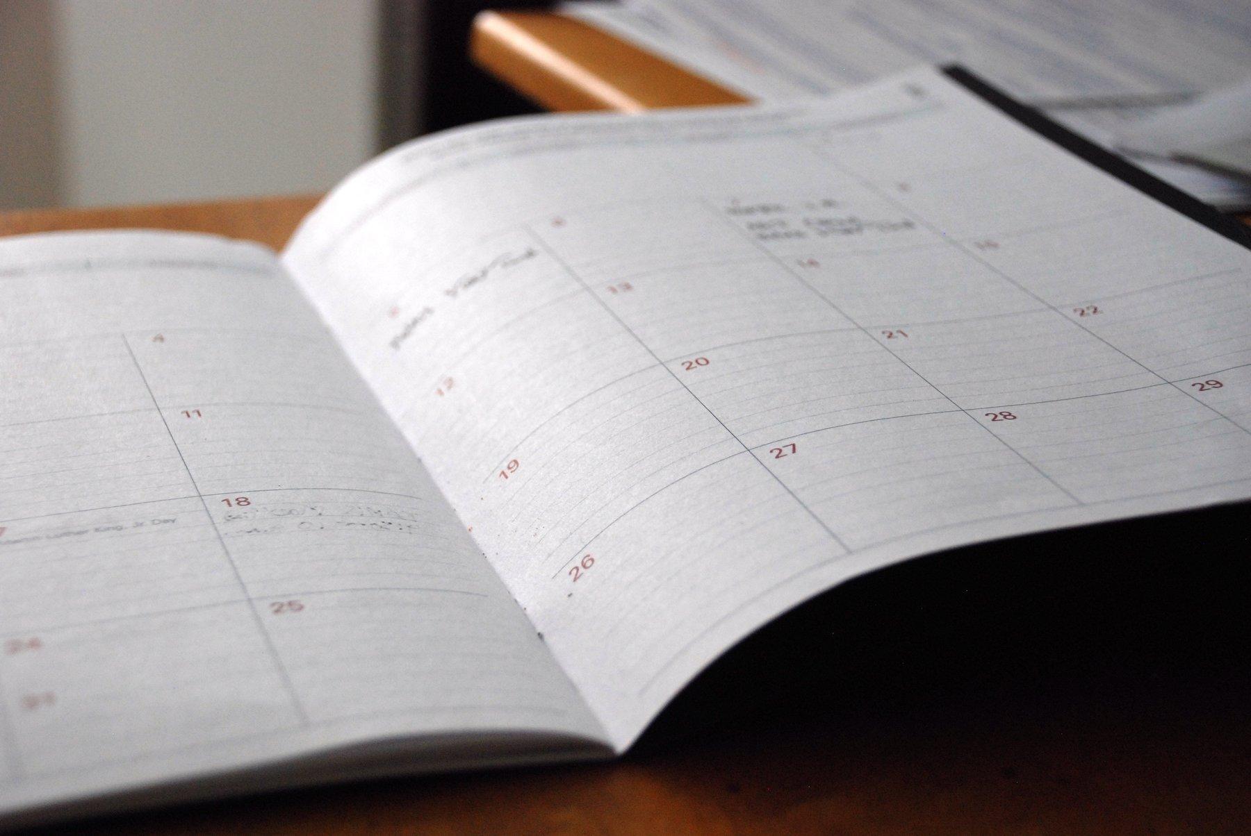 Agenda Sight coaching